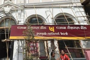 PNB shares reeling, but other  banks stabilise after Nirav Modi fraud...