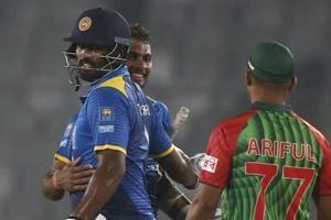 Kusal Mendis, Dasun Shanaka, Thisara Perera star as Sri Lanka beat...