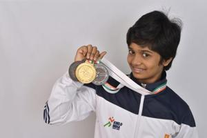 Young gymnast Purva Kirve hungry for more after Khelo India success