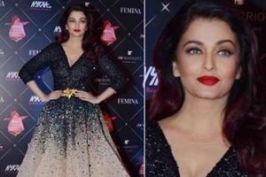 Aishwarya Rai is the queen of red carpets. These new pics are...