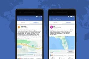 Facebook's Community Help feature is now open to organisations,...