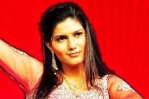 Bigg Boss 11's Sapna Chaudhary makes quite a debut with Veerey Ki...