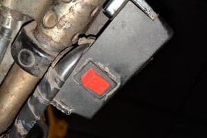Some autorickshaw drivers put buttons that are hidden near the steering handle that speed up the meter, and in turn hike the fares.