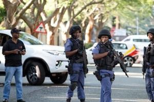 South Africa police on alert for 'fugitive' Ajay Gupta, say reports