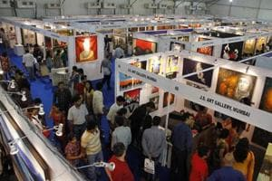 There's something for every art lover at the India Art Festival