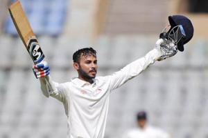 Aditya Waghmode guides Baroda to biggest win in Vijay Hazare Trophy