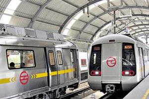 Delhi Metro service on Yellow Line affected due to snag at three...