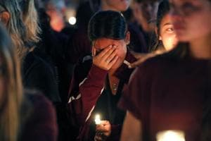 For Florida school shooting survivors, fear and grief takes hold