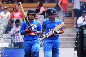 Mithali Raj, Smriti Mandhana fire India to 9-wicket win vs South...