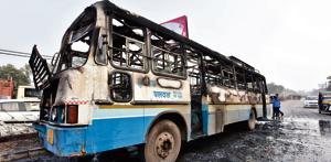 Bhondsi violence: Cops in the dock over arrest of adult