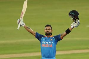 Virat Kohli's 35th century helped India crush SouthAfrica by eight wickets to win the six-match ODI series 5-1. Get highlights of India vs South Africa 6th ODI at Centurion.