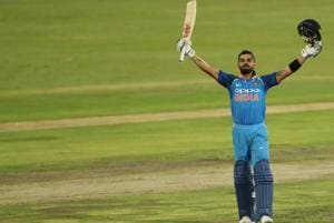 Virat Kohli, Shardul Thakur help India wallop South Africa 5-1