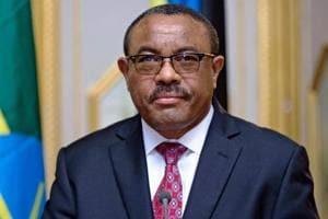 Ethiopian PM Desalegn quits after mass anti-govt protests