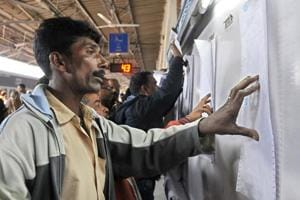 Railways to scrap reservation charts on trains from March 1 on trial...