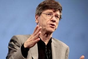 Delhi is not liveable because of catastrophic pollution: Jeffrey Sachs