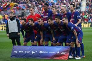 Barcelona face tricky Eibar trip as Chelsea lie in wait