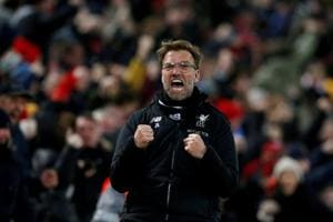 Jurgen Klopp welcomes selection woes at fully-fit Liverpool