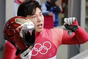 2018 Winter Olympics: South Korea's Yun Sung-bin wins first Asian...