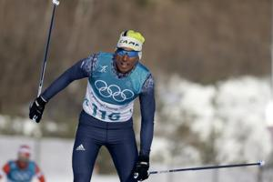 Jagdish Singh ends 103rd in cross-country, India's 2018 Winter...