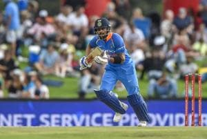 Virat Kohli 1st batsman to score 500 runs in bilateral contests during...