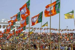 Tripura elections: BJP approaches election commission, claims CPI(M)...
