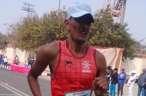 Sandeep Kumar dominates 50km walk but misses Asian Games qualifying...