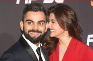 Virat Kohli says wife Anushka Sharma keeps him motivated, she says...