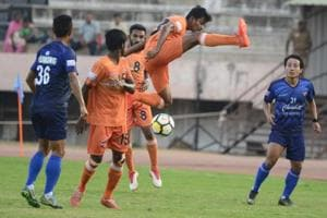 I-League: Chennai City FC land elusive win vs Churchill Brothers