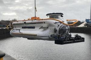 Indian Navy to get submarine rescue vehicles in June