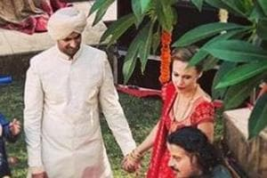 Purab Kohli marries girlfriend Lucy Paton in dreamy Goa wedding, two...