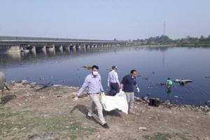 SavingYamuna: Doctors, scientists who turn trash collectors every...