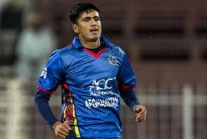 Afghanistan wunderkind Mujeeb Zadran keen to follow in Rashid Khan's...