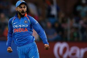 Virat Kohli has not taken criticism too kindly after India lost the Test series against South Africa 2-1. On Friday, after India blanked the South Africans 5-1 in the ODI series, Kohli wasn't too happy with praise either.