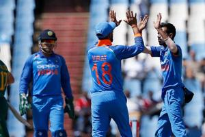 Indian cricket team to play 30 ODIs in build-up to ICC World Cup next...