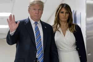Trump had affair with Playboy model, took her to his bungalow in...