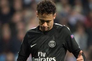 Unai Emery defends Paris Saint-Germain star Neymar after Real Madrid...