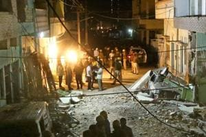 Six killed, five injured in cylinder blast at a wedding in Rajasthan's...