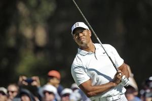 Tiger Woods misses cut at Genesis Open golf after eight bogeys