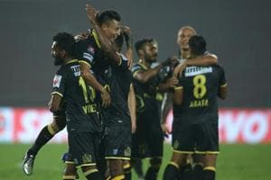 ISL: Kerala Blasters FC stay alive with narrow win over NorthEast...