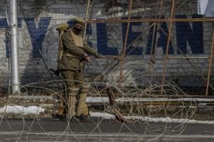 J-K: Restrictions in Srinagar ahead of protest called by separatists