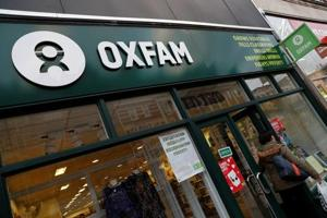 Oxfam chief says sex abuse claims a 'stain' on the organization