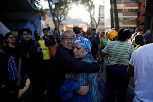 7.2-magnitude earthquake strikes Mexico; no major damages yet
