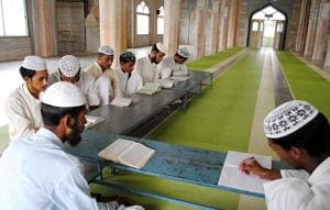 Of Rs 2,757 crore allocated under the minorities' development and welfare schemes, Rs 404 crore has been set aside for the modernisation scheme for Arabi-Farsi madarsas.