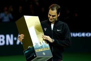 Twitter hails 'GOAT' Roger Federer after Swiss maestro regains no. 1...