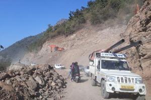 Kathgodam-Nainital highway will be widened