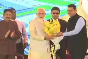 PM Modi lays foundation stone for new Mumbai airport, says aviation...
