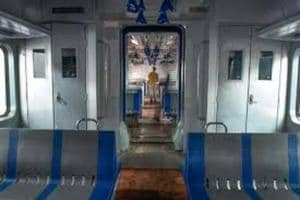 Fight on Mumbai's AC local: Here's why 2 TCs were suspended