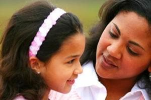Parent, talk to your child often. It can boost their brain response to...