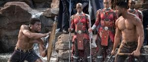Black Panther box office collection day 2: Chadwick Boseman film...