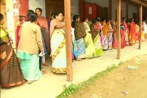 Manik Sarkar's Left govt faces BJP challenge as Tripura votes on...